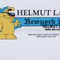 Мужской лонгслив Helmut Lang Standard Radio Generic Chalk White фото - 2