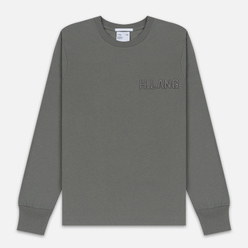 Мужской лонгслив Helmut Lang Standard Raised Logo Pebble