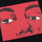 Мужской лонгслив JW Anderson Eyes Printed Black фото - 2