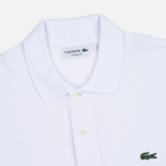 Lacoste L 13.12. Men's Longsleeve White photo- 1