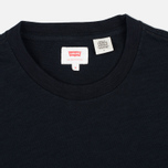 Мужской лонгслив Levi's Crew Neck Long Sleeve Black фото- 1