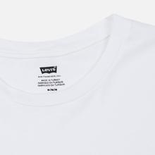 Мужской лонгслив Levi's Graphic Better White фото- 1