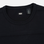 Мужской лонгслив Levi's Skateboarding Football Jet Black фото- 1