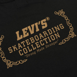 Мужской лонгслив Levi's Skateboarding LSC Team Graphic Black/Tan фото- 5
