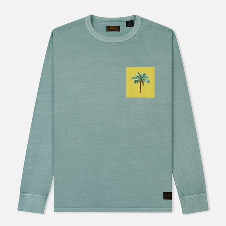 Мужской лонгслив Levi's Skateboarding LSC Team Graphic Wasabi Palm