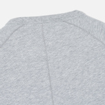 Мужской лонгслив Levi's Commuter Raglan Grey Heather фото- 5