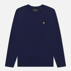Мужской лонгслив Lyle & Scott Crew Neck Navy