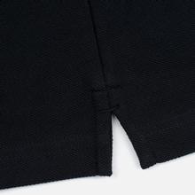 Мужской лонгслив Lyle & Scott LS Polo True Black фото- 4