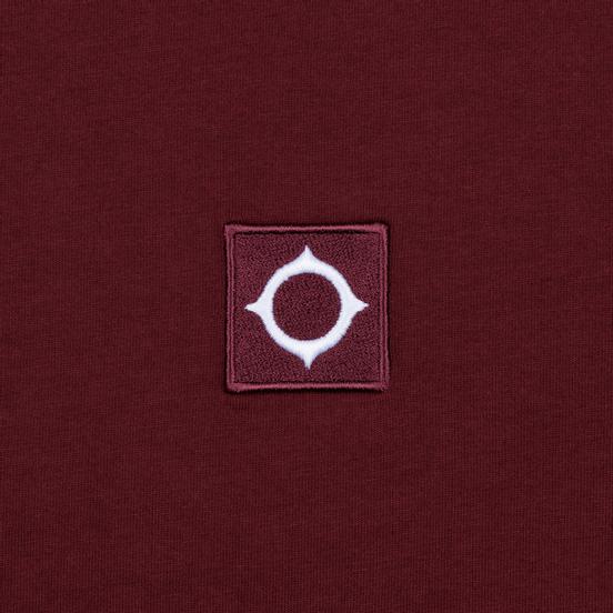 Мужской лонгслив MA.Strum Icon Spartan Red
