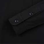 Мужской лонгслив MA.Strum Jersey Pocket Polo Jet Black фото- 3
