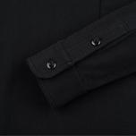 Мужской лонгслив MA.Strum Jersey Pocket Polo Jet Black фото- 3