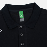 Мужской лонгслив MA.Strum LS Kit Issue Pique Polo Jet Black фото- 1