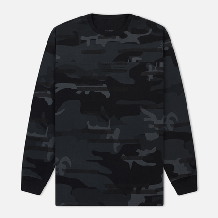 Мужской лонгслив maharishi Camo Pocket Night