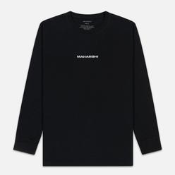 Мужской лонгслив maharishi Organic Military Type Embroidery Black