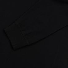 Мужской лонгслив maharishi Organic Military Type Embroidery Black фото- 3