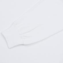 Мужской лонгслив maharishi Organic Military Type Embroidery White фото- 3
