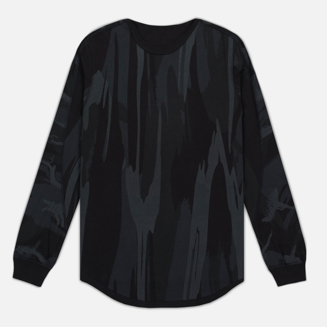 Мужской лонгслив maharishi Reversible Camo LS Night Camouflage