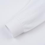 Мужской лонгслив Maison Kitsune Tricolor Fox Patch White фото- 3