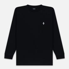 Мужской лонгслив Marcelo Burlon Logo Black/White фото- 0