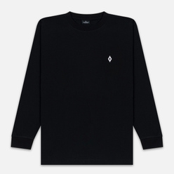 Мужской лонгслив Marcelo Burlon Logo Black/White
