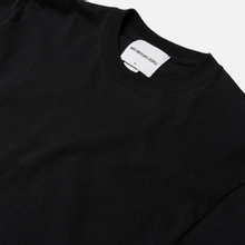 Мужской лонгслив MKI Miyuki-Zoku Symbol Arm Long Sleeve Black фото- 1