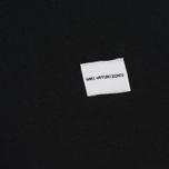 Мужской лонгслив MKI Miyuki-Zoku Symbol Arm Long Sleeve Black фото- 3
