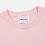 Мужской лонгслив MKI Miyuki-Zoku Symbol Arm Long Sleeve Pink фото- 1