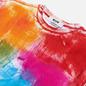 Мужской лонгслив MSGM Multicolor Brush Stroke Optical White фото - 1