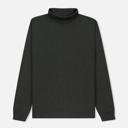 Мужской лонгслив Nanamica Turtle Neck Charcoal