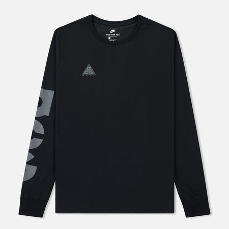 Мужской лонгслив Nike ACG 2 Cultur Black/Black