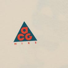 Мужской лонгслив Nike ACG 2 Cultur Light Cream/Geode Teal фото- 2