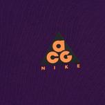 Мужской лонгслив Nike ACG 2 Cultur Night Purple/Bright Mandarin фото- 2