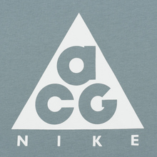 Мужской лонгслив Nike ACG LS Logo Aviator Grey/Summit White фото- 2