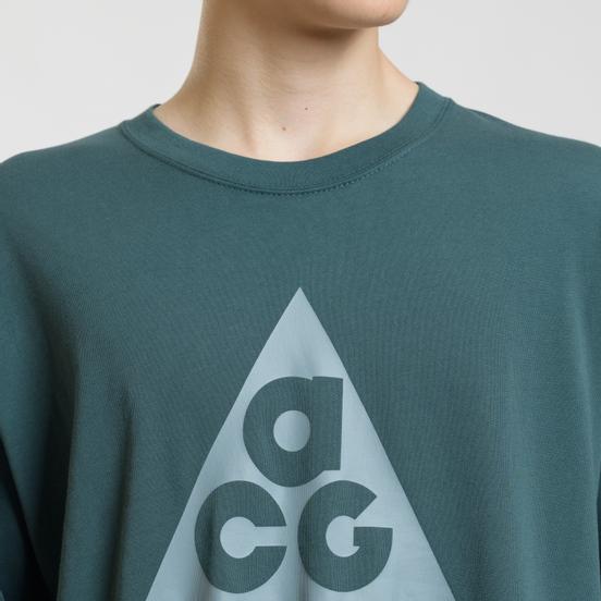 Мужской лонгслив Nike ACG LS Logo Deep Jungle/Aviator Grey