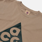 Мужской лонгслив Nike ACG LS Logo Khaki/Cargo Khaki фото - 1