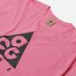 Мужской лонгслив Nike ACG LS Logo Lotus Pink/Black фото - 1