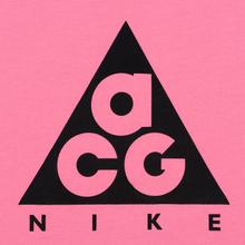 Мужской лонгслив Nike ACG LS Logo Lotus Pink/Black фото- 2