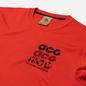 Мужской лонгслив Nike ACG NRG Waffle Habanero Red фото - 1