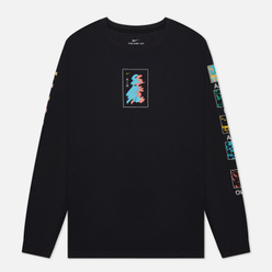 Мужской лонгслив Nike Dri-Fit A.I.R. A Savag Black