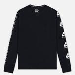 Мужской лонгслив Nike Internationalist Black/White фото- 0
