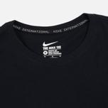 Мужской лонгслив Nike Internationalist Black/White фото- 1