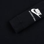 Мужской лонгслив Nike Internationalist Black/White фото- 2