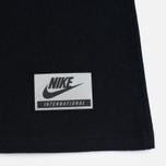 Мужской лонгслив Nike Internationalist Black/White фото- 3