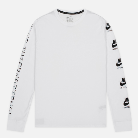 Nike Internationalist Men's Longsleeve White/Black