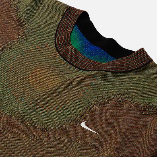 Мужской лонгслив Nike NRG Made In Italy Black