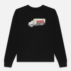 Мужской лонгслив Nike SB LS Box Truck Black