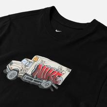 Мужской лонгслив Nike SB LS Box Truck Black фото- 1
