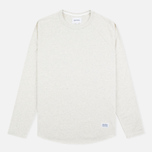 Norse Projects Aske Perforated LS Men's Longsleeve Ecru photo- 0