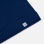 Мужской лонгслив Norse Projects Esben Blind Stitch LS Compound Blue фото- 3