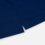 Мужской лонгслив Norse Projects Esben Blind Stitch LS Compound Blue фото- 4